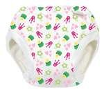 Imse Vimse Organic Cotton Training Pants, 15-24 months, 24-31 lbs / 11-14 kg Kiss the Frog