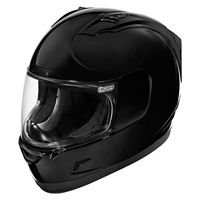 Icon Alliance Helmet (SMALL) (BLACK)