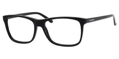 Yves Saint Laurent Yves Saint Laurent 6384 Eyeglasses-0807 Black-53mm