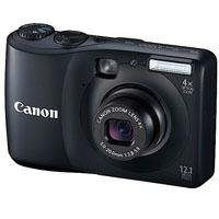 Christmas Canon Powershot A1200 12.1 MP Digital Camera with 4x Optical Zoom (Black) Deals