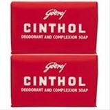 Cinthol Bar Soap 100g. Pack 4