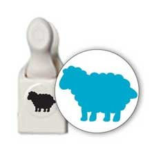 Martha Stewart Crafts - Craft Punch - Medium - Sheep