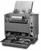 APW Wyott Conveyor Bun Grill Toaster, 20 x 24