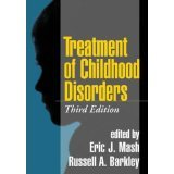 img - for Treatment of Childhood Disorders, Third Edition [HARDCOVER] [2006] [By Eric J. Mash PhD(Editor)] book / textbook / text book