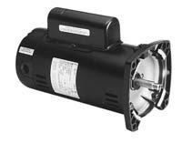 AO Smith UQC1102 1 hp, Square Flange Energy Eff. Pool Motor, 3450RPM