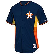 Buy Houston Astros Authentic 2014 Majestic Batting Practice Cool Base BP Jersey by Majestic