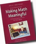 Making Math Meaningful: Level 6