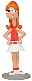 Disney Phineas and Ferb Exclusive 3.5 Inch PVC Figure Candace