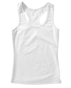 Hyp - Ladies' 5.5 oz. Cotton/Spandex Stretch Racer Back Tank