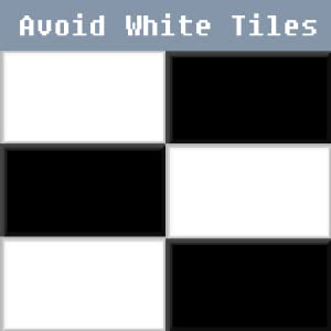 Avoid The White Tiles by Cappa Games