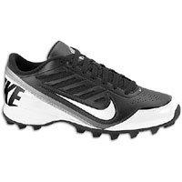 Buy Nike Boys Football Cleats Land Shark 2 Low BG Youth Black 10c by Nike