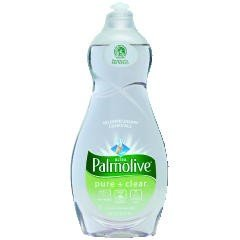 CPC46106 - Pure amp; Clear Dish Liquid, Light Scent, 25 Oz Bottle