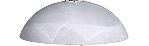 Lampenschirm-Bristol-1360-Glas-Ersatzglas-Schirm-Ersatzschirm-Lampenglas-fr-Pendellampe-Tischlampe-Leuchte