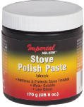 Imperial KK0059 Stove Polish Paste, Black, 6oz. Jar
