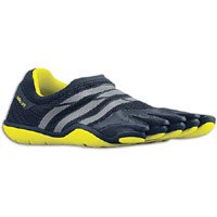 Adidas adiPURE Trainer Shoes (9.5 D(M) US, Grey/Onix/Lab Lime)