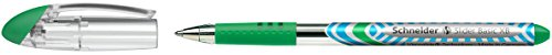 schneider-slider-basic-151204-stylo-bille-non-retractable-vert