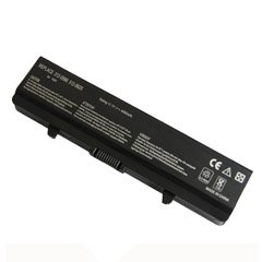 Electricking New Replacement Laptop Battery for Dell Inspiron 1526 1525 1440 1545 [ Li-ion 6-chamber 4400mAh ]