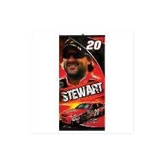 Tony Stewart Nascar Banner by SLC