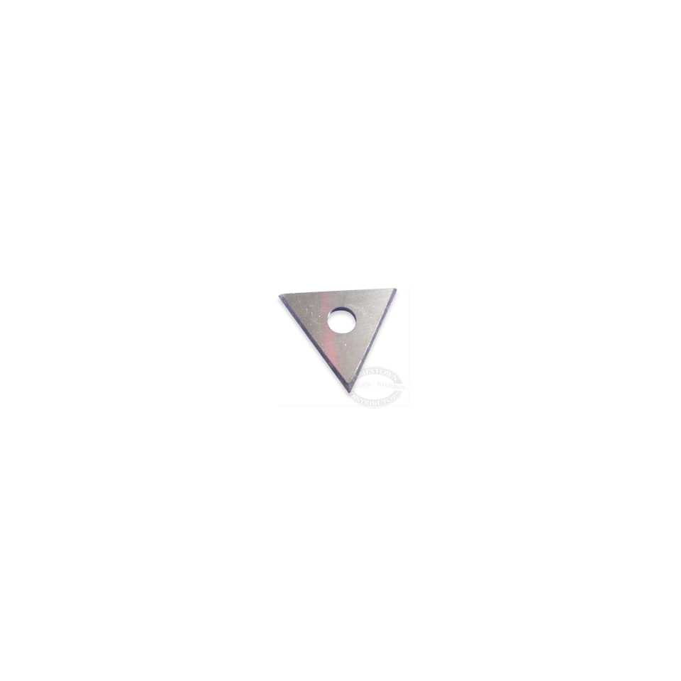 Bahco / Sandvik Triangle Scraper Blades 449 Triple Edge Triangular 1