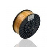 Replacement Consumable 1.75mm PLA Wire for 3D Printer - Yellow (300m) Yellow