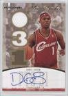 Daniel Gibson/50 #9/50 Cleveland Cavaliers (Basketball Card) 2007-08 Fleer Hot Prospects Stat Tracker Jersey Autographs #13 Amazon.com