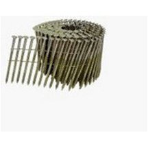Coil Framing Nail FASTENER 3-1/4 X .120 SMOOTH SHANK BRITE COIL NA... coil