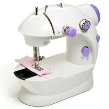 Imported Electric 4 In 1 Sewing Machine And Foot Pedal