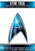 Cover art for  Star Trek: Original Motion Picture Collection (Star Trek I, II, III, IV, V, VI + The Captain's Summit Bonus Disc)
