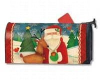 MailWraps Tis the Season Mailbox Cover #03929