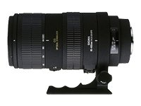 Sigma 80-400mm f/4.5-5.6 EX OS APO RF Telephoto Zoom Lens for Nikon SLR Cameras
