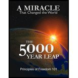img - for The 5000 Year Leap by Skousen,W. Cleon. [2009,7th Edition.] Paperback book / textbook / text book