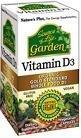 Nature's Plus Source of Life Garden Vitamin D3 — 60 Vegetarian Capsules