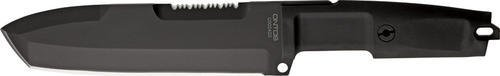 Extrema Ratio Knives 127ONTOS Ontos (from the Greek language the thing) Field Fixed Blade Knife with Black Forprene Handles