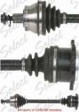 Cardone Select 66-7260 New CV Axle (Drive Axle)