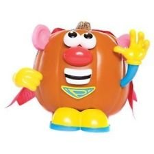 Mr. P (Bobble Head Pumpkin Costume)