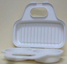 Prepworks From Progressive International Gmmc-71 Microwavable Egg Poacher