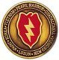 25th Infantry Division Challenge Coin