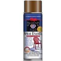 Majic 178842 Rust Kill Spray Paint Gloss Dark Brown, 11 oz by Majic (Dark Brown Spray Paint Gloss compare prices)