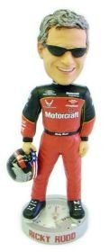 Ricky Rudd #21 Driver Suit Forever Collectibles Bobble Head by Hall of Fame Memorabilia
