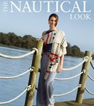 img - for Maggiknits, Irish MK Collection Book 14,The Nautical Look book / textbook / text book