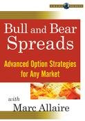 Bull and Bear Speads Advanced Option Strategies for any market