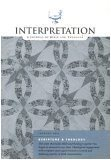 img - for Interpretation: A Journal of Bible and Theology (Scripture & Theology) (January 2002, Volume 56, No. 1) book / textbook / text book
