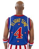 Harlem Globetrotters Flight Time Replica Jersey by Harlem Globetrotters