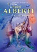 4 poemas de Rafael Alberti y un ancla abandonada 4 poems of Rafael Alberti and a retired anchor Poetas Para Todos Spanish Edition