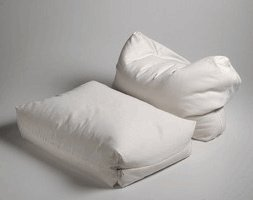 Serenity Rejuvenation Organic Buckwheat and Wool Pillow