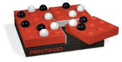 Pentago (Red)