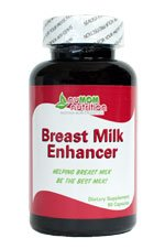 nuMOM Milk Enhancer to Help Increase Breast Milk Production Using Fenugreek and Blessed Thistle