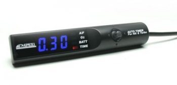 APEXi 405A921 Black with Blue LED Auto Timer