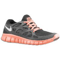 best authentic 1f646 0bb7f New Nike Free Run 2 Reflective Black Mango Light Running ...