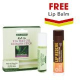 Blemish Roll-on Stick With Tea Tree Oil + FREE Lip Rescue Ultra Hydrating With Shea Butter